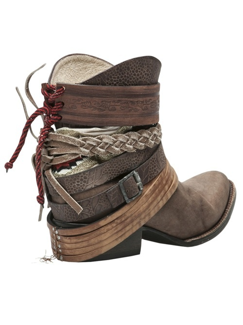 Women - All - Free Bird Ankle Boot - American Rag Online Store