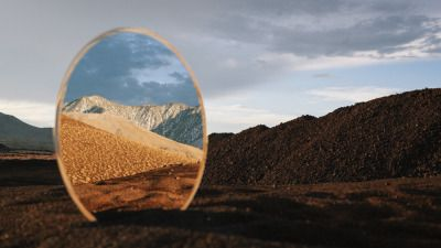 fer1972:  A Moment of Reflection:Mirrored Landscapes by Cody William Smith