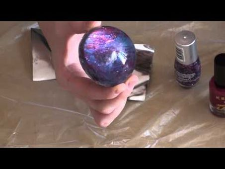 Make glowing cosplay stones