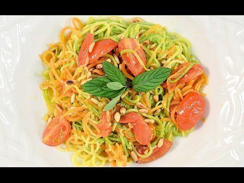 Sebze Makarna Tarifi - Semen Öner - Yemek Tarifleri - YouTube