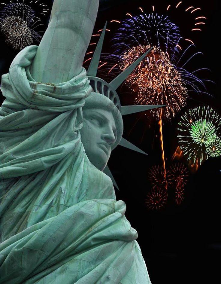 New York - Statue of Libery
