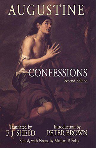 Confessions by Saint Augustine http://www.amazon.com/dp/0872208168/ref=cm_sw_r_pi_dp_abrxwb130EGK5