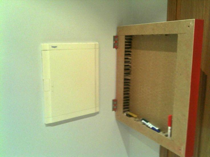 M s de 25 ideas incre bles sobre tapa contadores en - Tapa cuadro electrico ikea ...