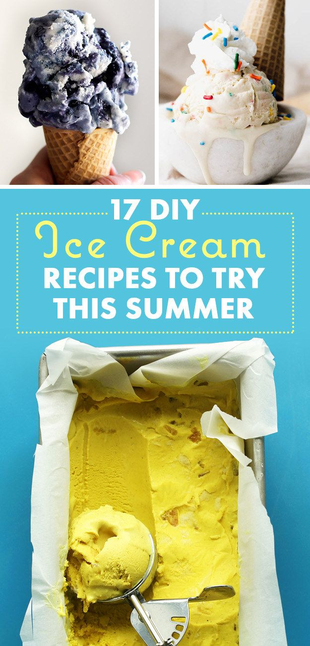 17 Reasons To Make Your Own Ice Cream This Summer @buzz