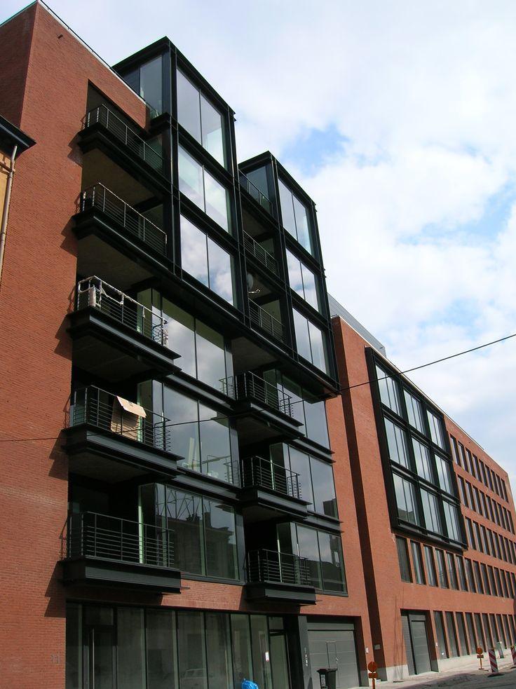 rode baksteen appartementen - Google zoeken