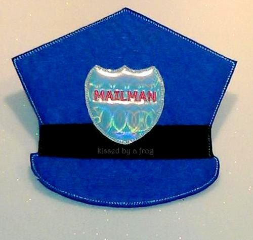 How To Make A Police Hat Craft