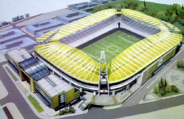 Μπαίνουν 30 εκατ. για το γήπεδο της ΑΕΚ - http://goo.gl/Gk8ZL9 - http://newslab.gr/wp-content/uploads/2013/09/Agia-Sofia-AEK.jpg