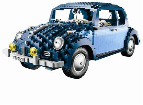 LEGO Volkswagen Beetle LEGO,http://smile.amazon.com/dp/B0014GI8QM/ref=cm_sw_r_pi_dp_DBkXsb0XJKVD6VRZ
