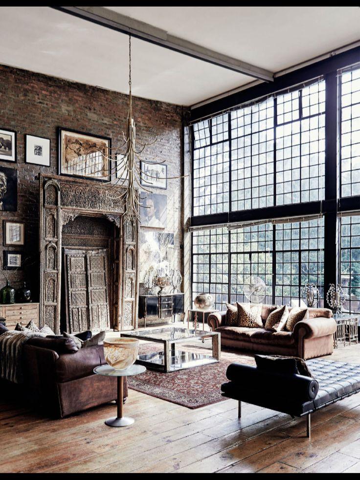 Antique & modern