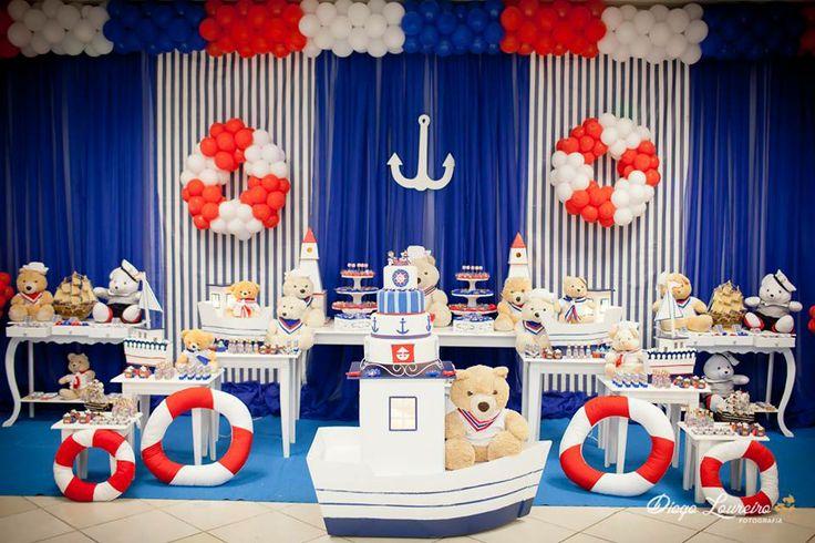 festa marinheiro - boias de bola