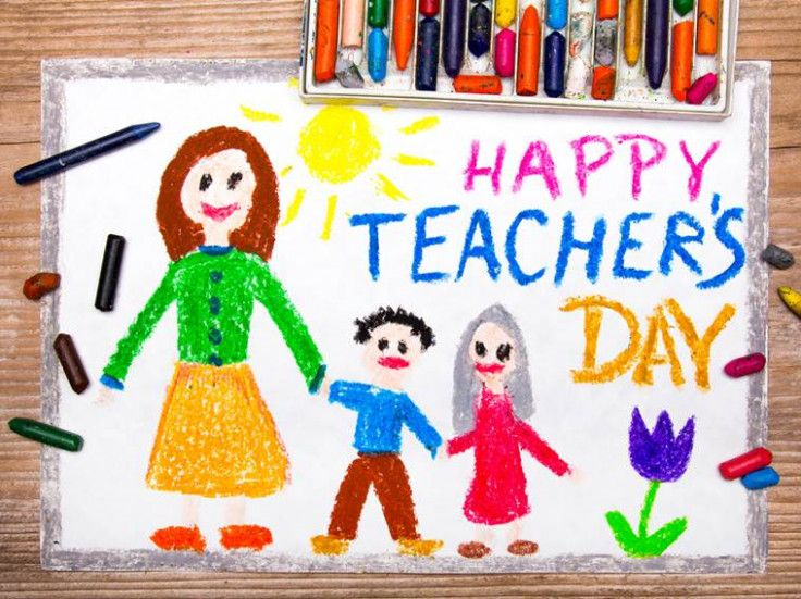 Five Teachers Day Cards To Make With Your Preschooler Gingerbreadmum Singapore Mum Blogger Card Making For Kids Teachers Day Card Card Making
