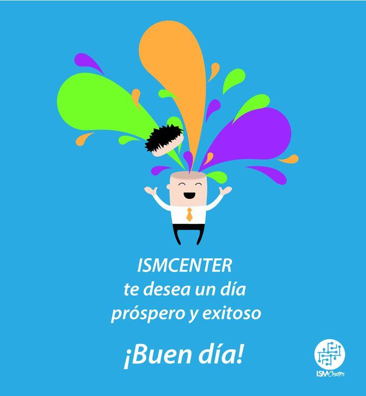 Que mejor forma que empezar el día de forma positiva... #BuenosDias #Lunes #ideas #MarketingDigital