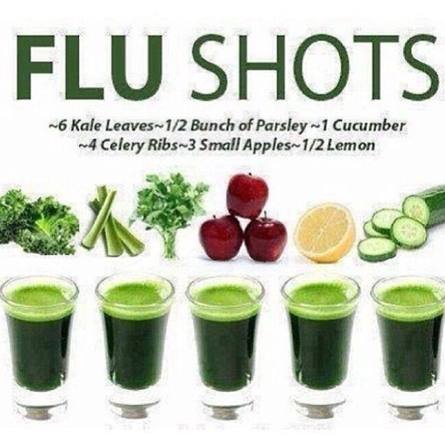 Flu Shots - I was at a juice bar with a friend last week and everyone was raving about these. They swear by them! I can't get the real flu shot due to an egg allergy so I'm counting on these yummy shots! ~GFC~