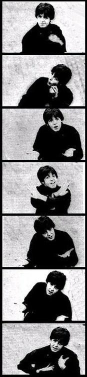 Paul McCartney- adorable!!!!!