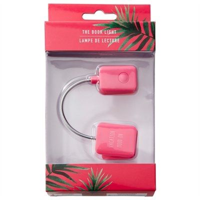 Booklight - Tropicale, Pink by Alliteration   Booklights  Gifts   chapters.indigo.ca