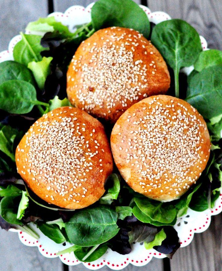 burger buns-long