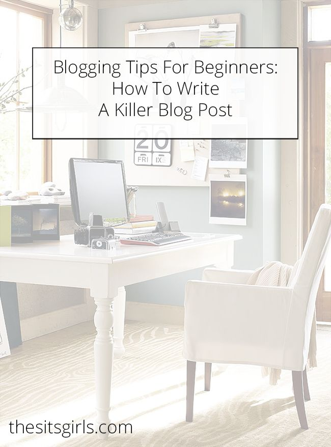 How To Blog | Blogging Tips | Learn the 9 steps to writing a killer blog post. Great information for beginning bloggers, but also great refresh for bloggers who are more advanced.