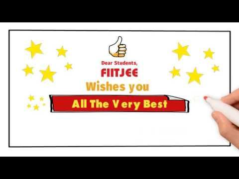Dear Students,  FIITJEE Wishes you All the Very Best for your #Final / #Boards exams. Some of the #tips to ace the #exams.