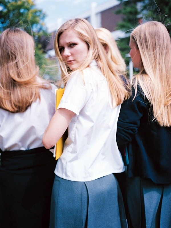 The virgin suicides by Chiari S.