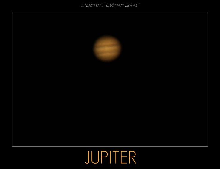 Jupiter  ORION + webcam mod