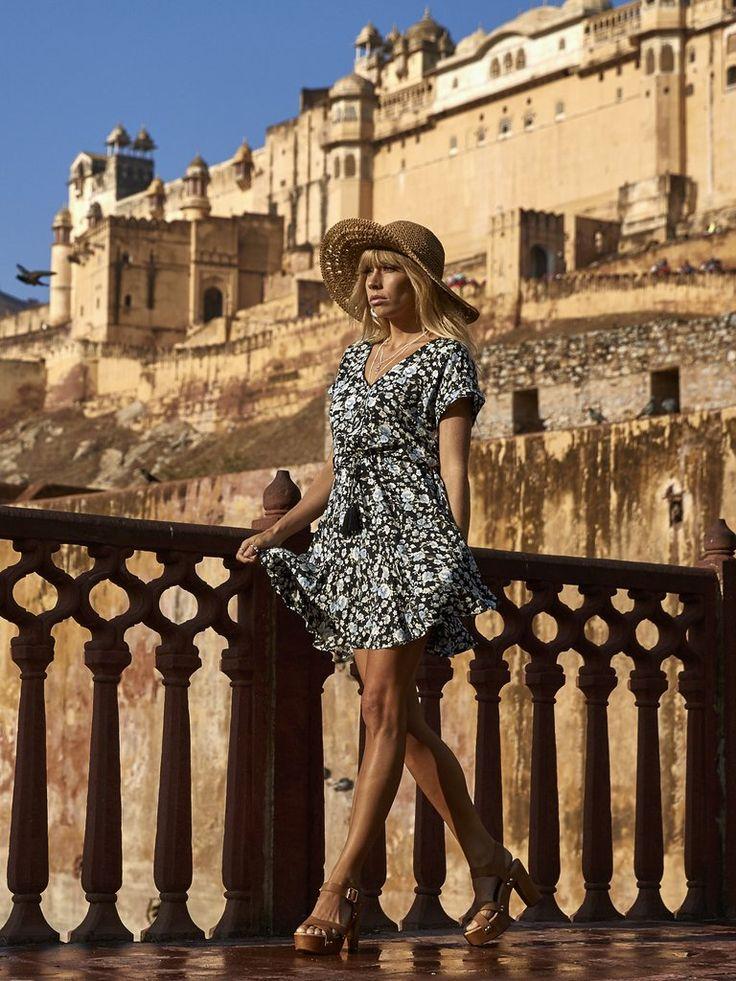 Kivari - Samode Sweet Heart Dress