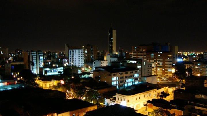 #Cali de noche