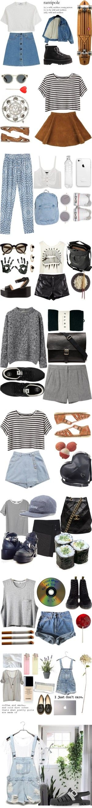 """Take a Walk on the Wild Side"" by natalieoffduty ❤ liked on Polyvore"