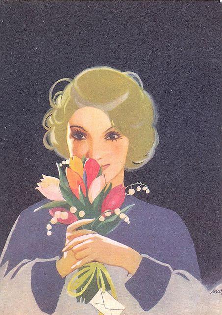 Martta Wendelin.