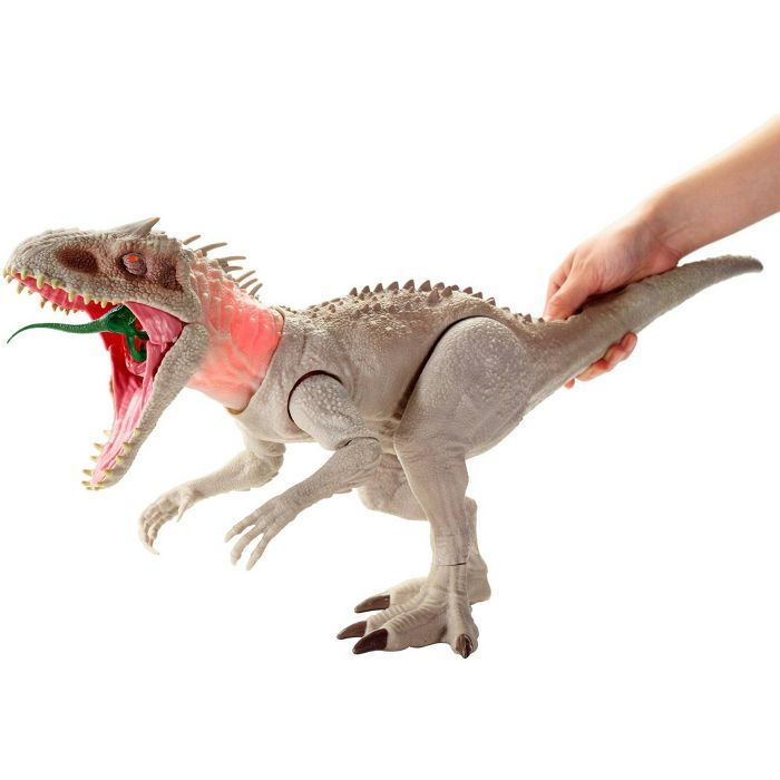 New Mattel Jurassic World Destroy /'N Devour Indominus Rex Preorder Presale