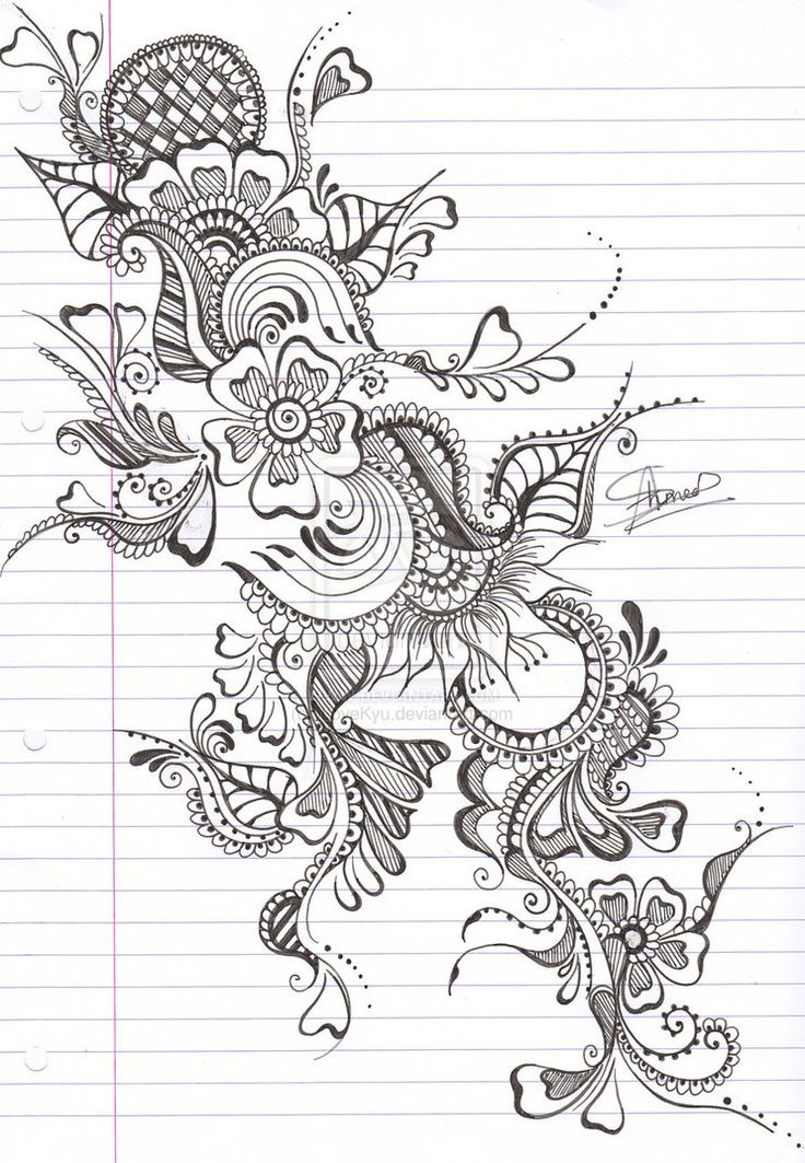 This could turn into an awesome tattoo Would be beautiful going down the side - breast to hip.