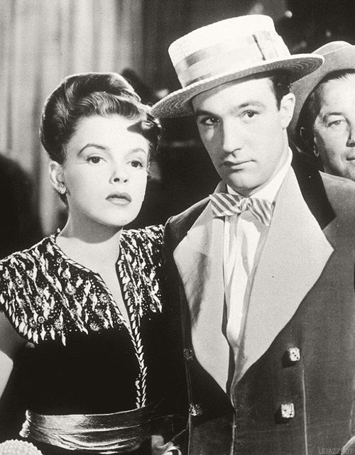 Judy garland & gene kelly <3