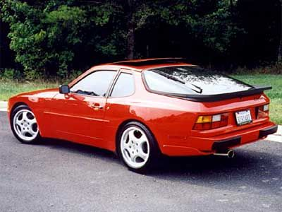 Porsche 944 - 1st Porsche I ever drove - I was 19 & still remember how the clutch & gas felt & the amazing sound it made.
