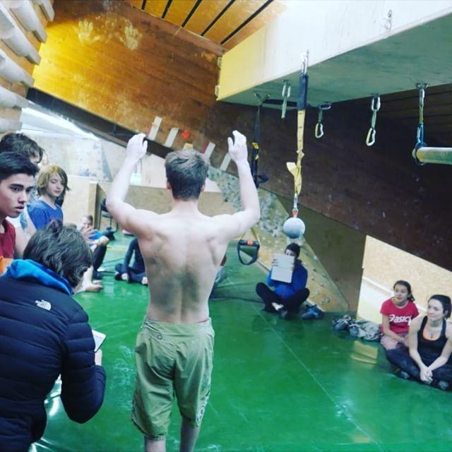 """DAV Fortbildung für Trainer C/B Wettkampflettern """"Wettkampfspezifisches Koordinationstraining"""""""