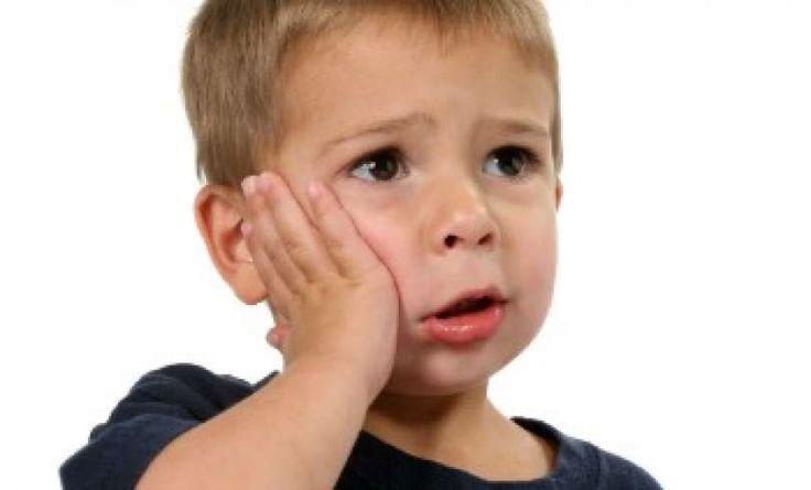 Toothaches in Children / El dolor de dientes en los niños