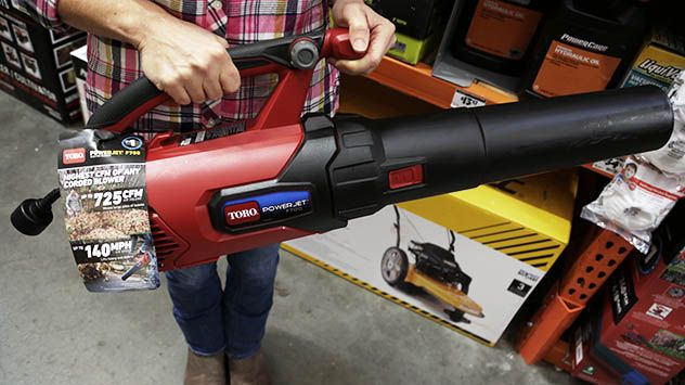 This Blower Has All The Power You Need Best Christmas Gifts Blowers Home Improvement