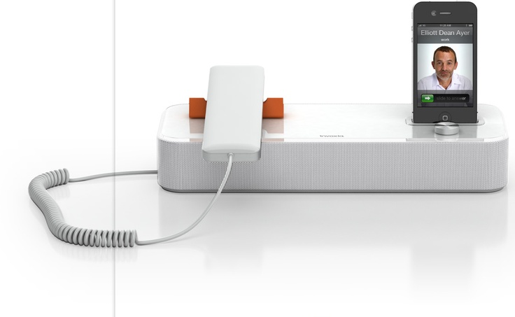 'the' iOS dock