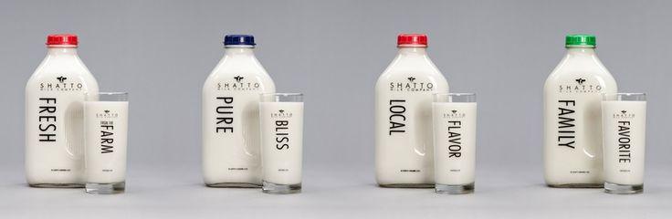milk bottle design - Google Search