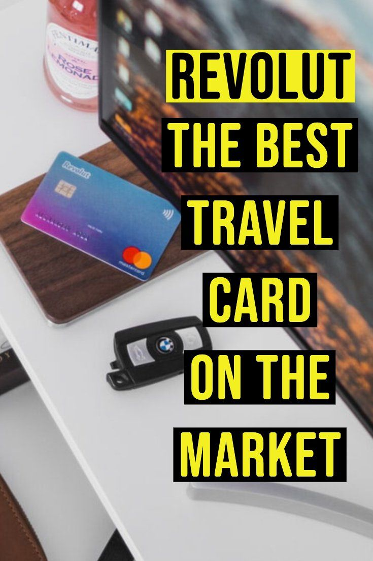 Revolut Travel Card Review Save Money Abroad Travel Cards