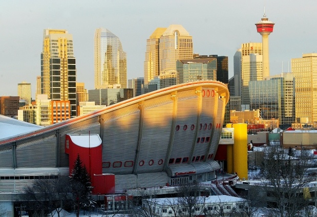 Calgary ranked top Canadian city in which to live!