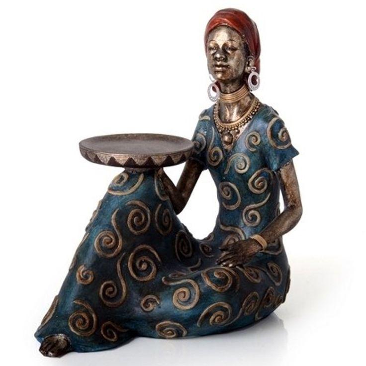 donne africane statue - Buscar con Google