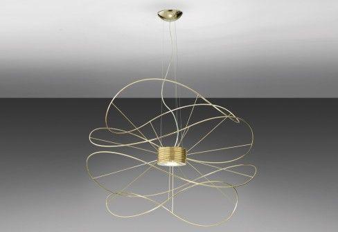 Hoops suspension 4 by Axo Light - pendant lights - design at STYLEPARK