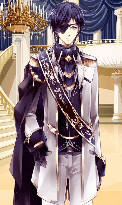 King Byron, Midnight Cinderella...kinda look like an the adult ciel phantomhaive<<< o.o