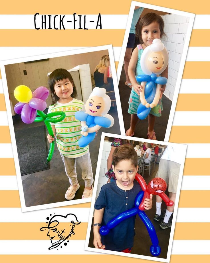 Partyymagic has now partnered up with Chick-Fil-A to bring face painting, balloon, and caricature magic every other Saturdays this summer!! Woo-hoo!! #chickfila #partyymagic #princess #frozen #letitsnow #spidermanballoon #spiderman#balloonart #balloonicious #flowerpower #flower #elsa #kidsday http://misstagram.com/ipost/1550438632622420285/?code=BWEQ7jHgHE9