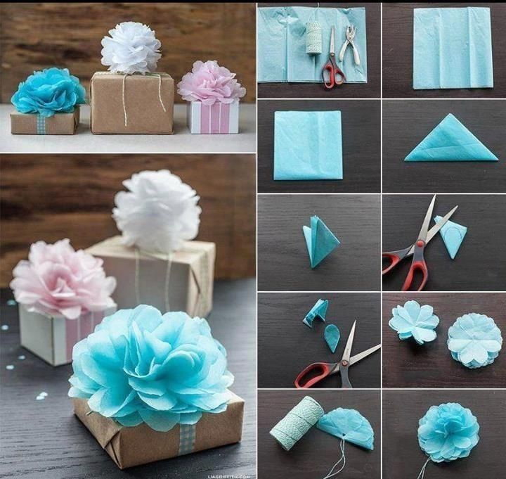 Mini Puff Balls For Gifts