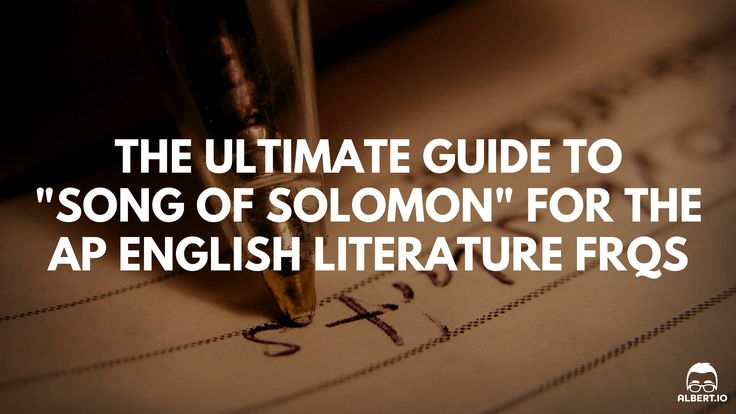 "essays on song of solomon toni morrison Her novels and essays reflect connections to classical, historical, cultural,   dead in toni morrison's song of solomon,"" wehner sharpens his focus on."