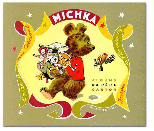 En Russie (MS-GS) avec Michka