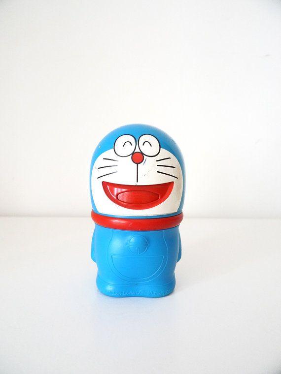 Vintage Doraemon Cooking pot  toy on Etsy, $25.97 AUD