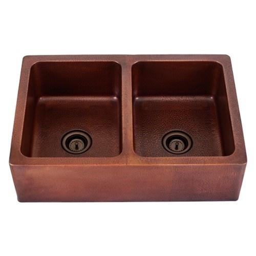 Mejores 29 imágenes de Copper Farm Sinks   Kitchen Farmhouse Sinks ...