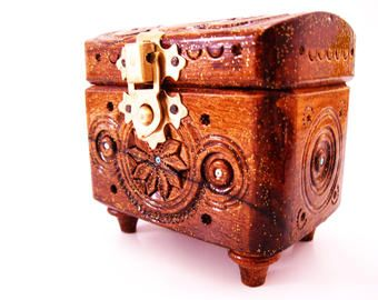 Decorative Gift Boxes Unique Jewelry Boxes Cheap Gift Boxes Wholesale Wooden Art
