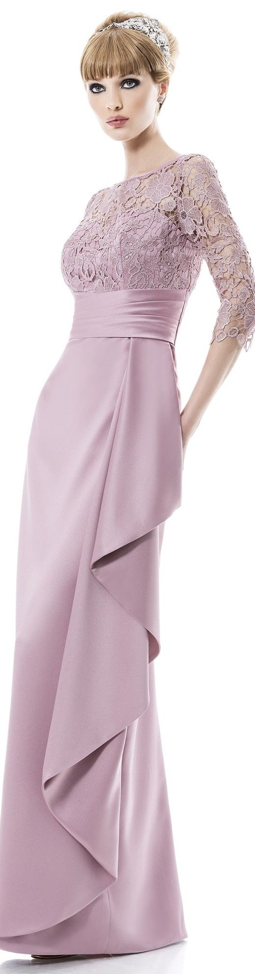 Angela Ariza dress - motheor-the-bride